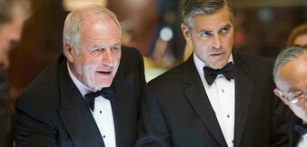 Jerry Weintraub an der Seite von George Clooney in Ocean's Thirteen