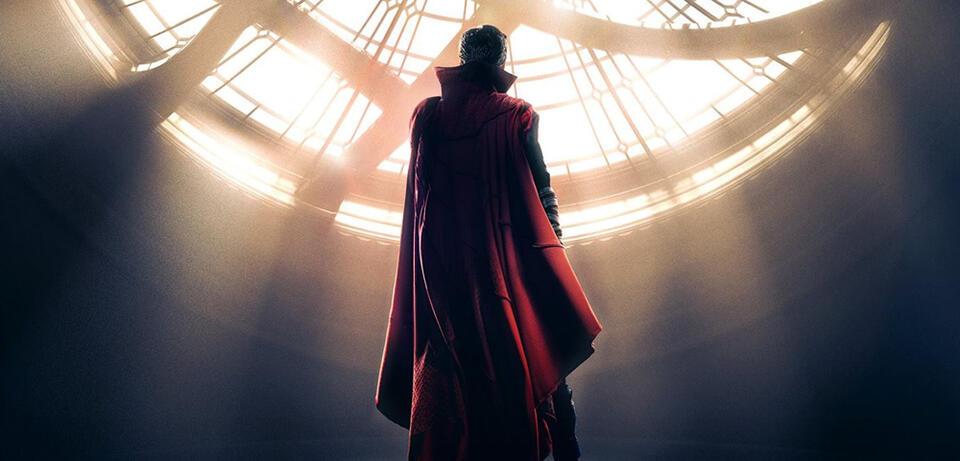 Doctor Strange - Deutscher Trailer mit Benedict ...  Doctor Strange ...