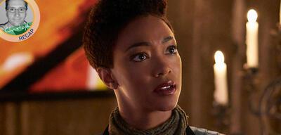 Star Trek: Discovery: Sonequa Martin-Green alsMichael Burnham