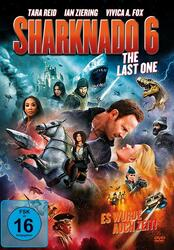 Sharknado 6 - The Last One (Es wurde auch Zeit!) Poster