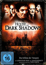 House of Dark Shadows - Das Schloss der Vampire - Poster