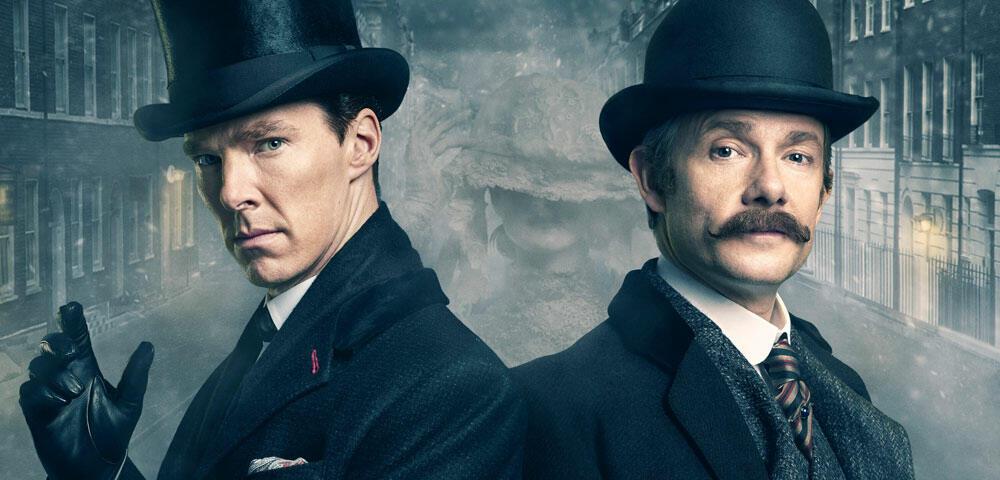Sherlock Staffeln