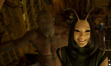 Guardians of the Galaxy Vol. 2 mit Dave Bautista und Pom Klementieff - Bild 11