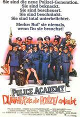 Police Academy I - Dümmer als die Polizei erlaubt - Poster