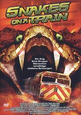 Snakes on a Train - Poster