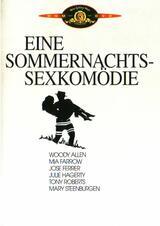 Eine Sommernachts-Sexkomödie - Poster