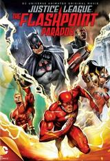 Justice League: The Flashpoint Paradox - Poster
