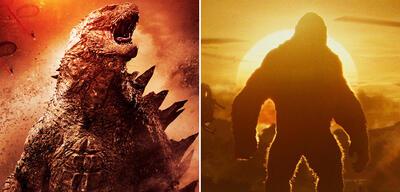 Godzilla und King Kong
