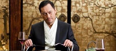 Ken Watanabe in Inception.