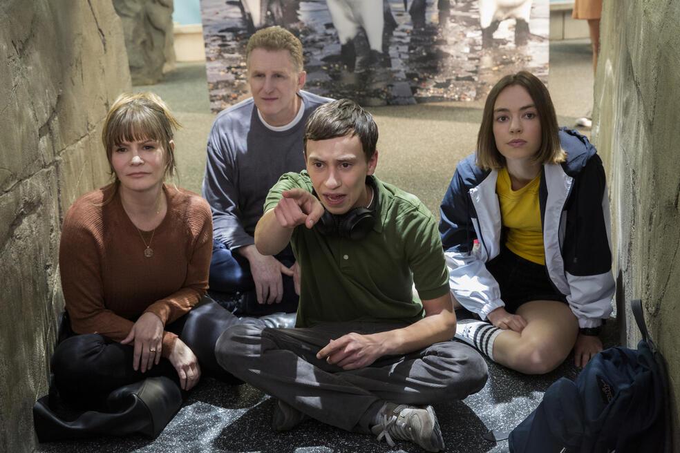 Atypical - Staffel 2 mit Jennifer Jason Leigh, Michael Rapaport, Keir Gilchrist und Brigette Lundy-Paine