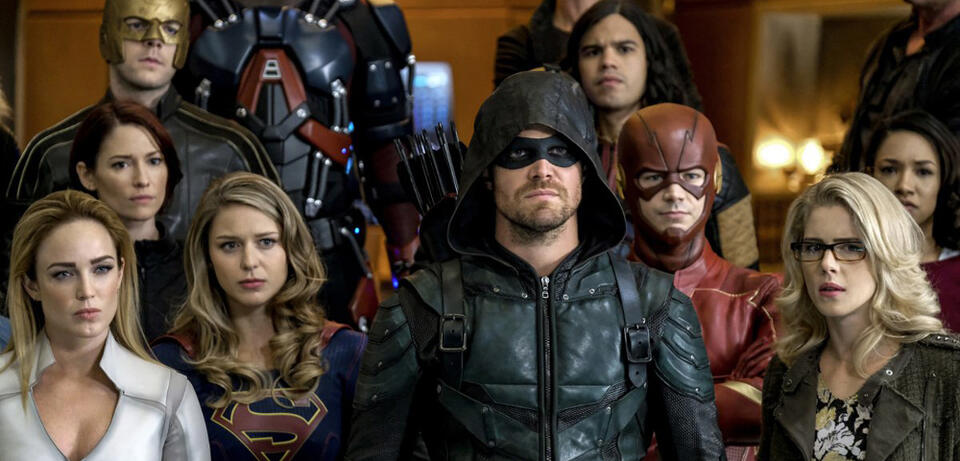 Arroverse - Die Helden des Crisis on Earth-X-Crossovers