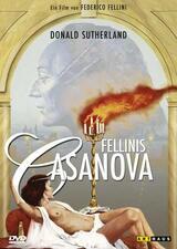 Fellinis Casanova - Poster