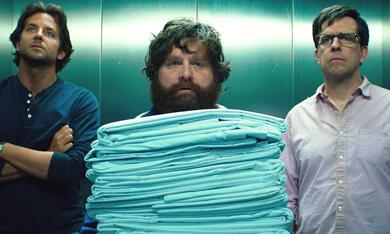 Hangover 3 mit Bradley Cooper, Zach Galifianakis und Ed Helms - Bild 1