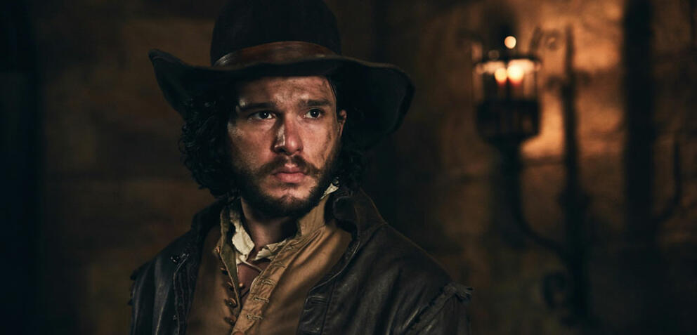 Gunpowder mit Kit Harington