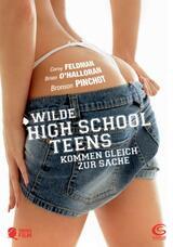 Wilde High School Teens kommen gleich zur Sache - Poster