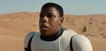 Bild zu:  John Boyega in Star Wars: Episode VII: Das Erwachen der Macht