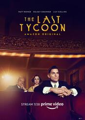 The Last Tycoon - Poster