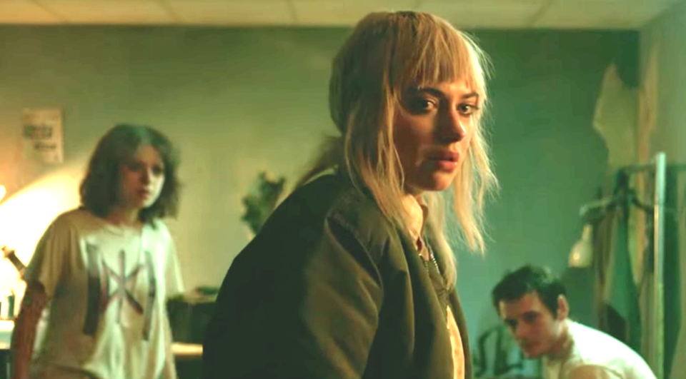 Green Room Regisseur Auf Der Spur Von Killerwolfen Im