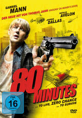 80 Minutes - Poster