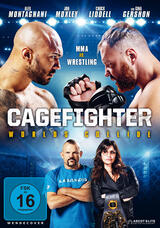 Cagefighter: Worlds Collide - Poster
