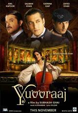 Yuvvraaj - Poster