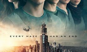 Maze Runner 3 - Die Auserwählten in der Todeszone mit Kaya Scodelario, Dylan O'Brien, Thomas Brodie-Sangster, Ki Hong Lee und Rosa Salazar - Bild 32