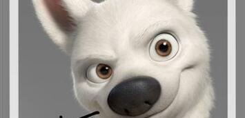 Bild zu:  BOLT - Ein Hund für alle Fälle