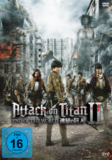 Attack on Titan 2: End of the World - Poster