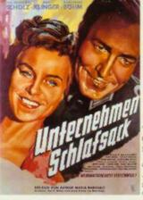Unternehmen Schlafsack - Poster