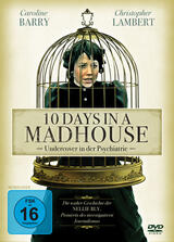 10 Days in a Madhouse - Undercover in der Psychiatrie - Poster