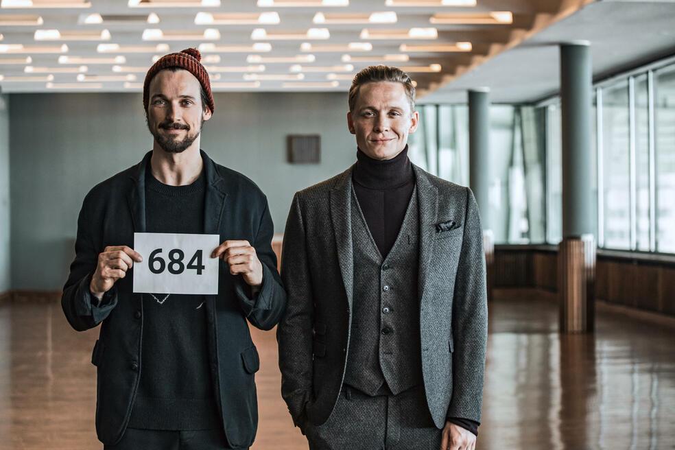 100 Dinge mit Matthias Schweighöfer und Florian David Fitz