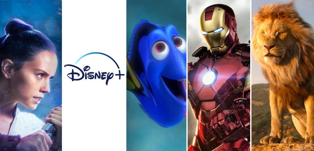 Disney+ und sein Angebot