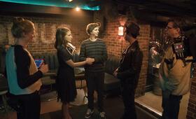 Molly's Game mit Michael Cera, Jessica Chastain, Aaron Sorkin, Charlotte Bruus Christensen und Jeremy Strong - Bild 2