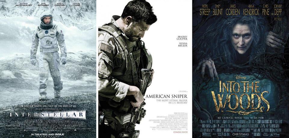 Oscar Hype Die Besten Filme 2014 Vom The American Film Institute