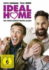 Ideal Home - Ein Vater kommt selten allein - Poster