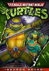 Teenage Mutant Hero Turtles - Staffel 7 - Poster