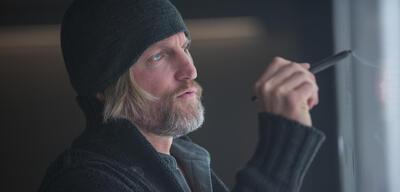 Woody Harrelson in Die Tribute von Panem - Mockingjay Teil 1