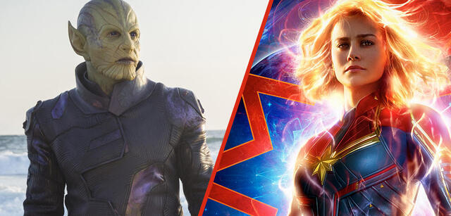 Nicht Bemerkt Die Skrulls Tauchen Schon Vor Captain Marvel Auf