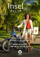 Die Inselärztin: Neustart auf Mauritius - Poster