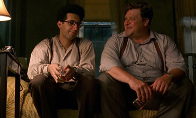 Barton Fink mit John Goodman und John Turturro - Bild 1