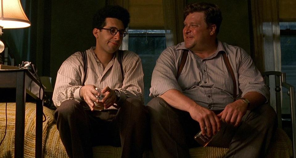 Barton Fink mit John Goodman und John Turturro