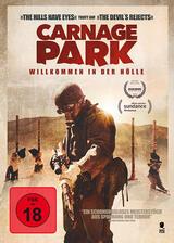 Carnage Park - Poster