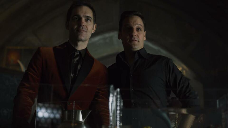 Haus des Geldes - Staffel 3 mit Rodrigo De la Serna und Pedro Alonso