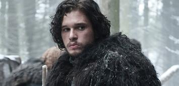 Bild zu:  Kit Harington als Jon Snow in Game of Thrones