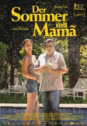 Der Sommer mit Mamã Poster