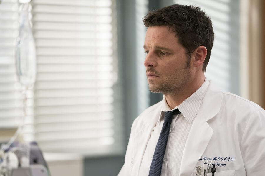 Grey's Anatomy - Staffel 15, Grey's Anatomy - Staffel 15 Episode 17 mit Justin Chambers