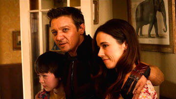 Jeremy Renner als Familienvater Hawkeye in Avengers: Age of Ultron