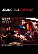 Leningrad Cowboys Meet Moses - Poster