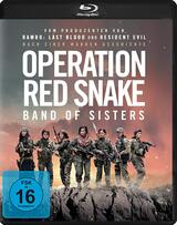 Operation Red Snake - Band of Sisters - Poster