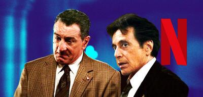 Robert De Niro und Al Pacino in Righteous Kill